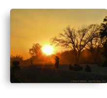 Dreaming of Twilight Canvas Print