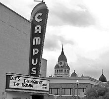 Denton Campus Theater by Stacie Forest