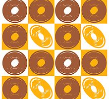 donut wallpaper by kaberoo