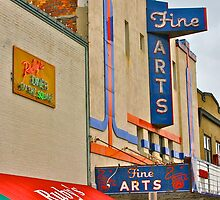Downtown Fine Arts by Stacie Forest