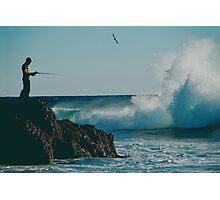 PRIME FISHING Photographic Print