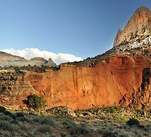Capitol Reef - Hiking to Hickman Arch by Ryan Houston