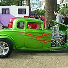 Green Machine by keith55g