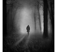 MoonChild Photographic Print