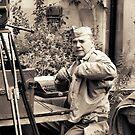 War correspondent at War Weekender Pickering by patjila