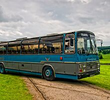 Bassetts Coach by David J Knight