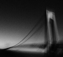 Verrazano-Narrows Bridge by mayumi