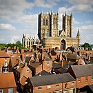 Lincoln Cathedral 2 by Steve Malcomson