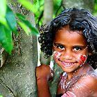 Aboriginal Girl by Mia Rose