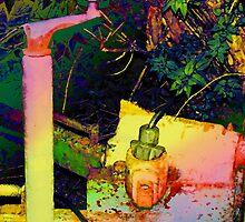Psychodelic Jockey Wheel! by sarnia2