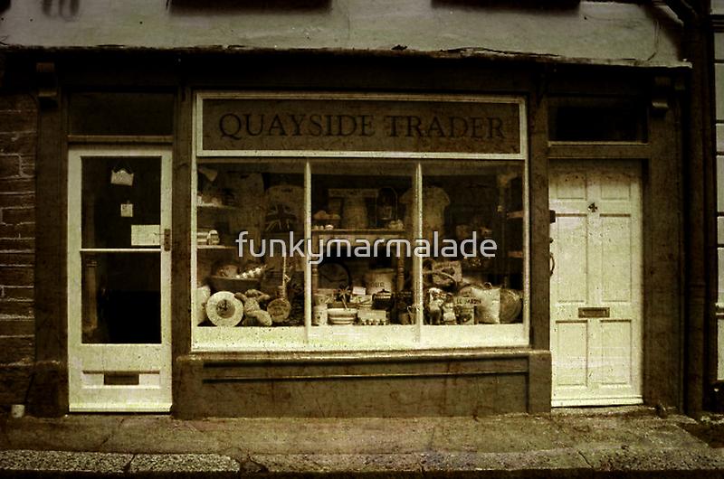 *Quayside Trader* by funkymarmalade