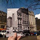 Looking Into the Past: Willard Hotel, Pennsylvania Ave, Washington, DC by Jason Powell