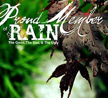 Proud Member of RAIN: the Good, the Bad, and the Ugly by Taylor Katz