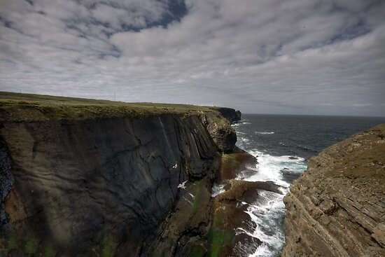 Loop Head cliffs, county Clare