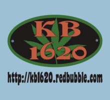 KB 1620 Logo!!! (New) by Kyle Bustamante