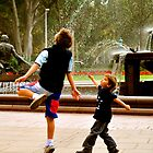 Childhood Joy by Raoul Isidro