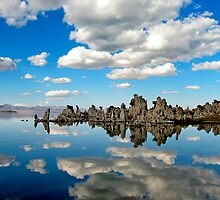 Mono Lake, California by Trine