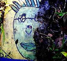 Art in the dirt by Janet GATHIER-COOMBER