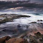 Spoon Bay Sunrise by keoneandkenya