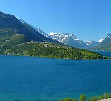 Waterton...a Gigapan Panorama by Darbs