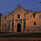 A Night At The Alamo by David McCrillis