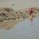 Red Shovel by JimSanders