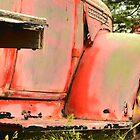 Shaniko Fire Truck 1 by CarrieAnn