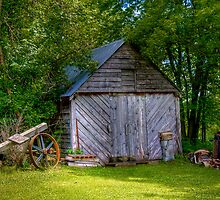 Old Shed by ECH52