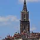 Bern Cathedral by eveline