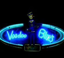 NightLife : Voodoo Blues by artisandelimage