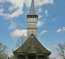 Transylvanian Wooden Church by demigod