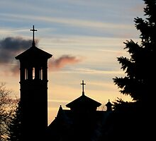 Three Crosses by eaglewatcher4