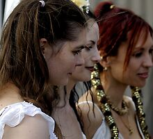The Mediaeval Baebes by buttonpresser