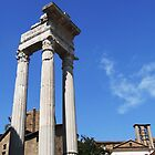 Ancient Ruins (Rome) by geojas