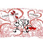 Love To Be Loved by Michelle Scott