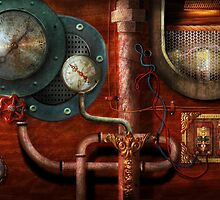 SteamPunk - Controls by Mike  Savad