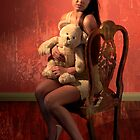 My Teddy by Kim Andelkovic