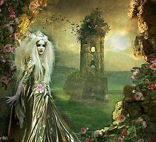 The Rose Garden by DruscillaMorgan