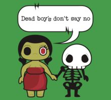 Zomibe Date - Dead boy's don't say no by Tracey Quick