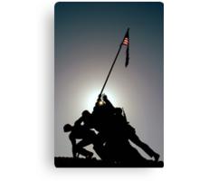 ~Iwo Jima Memorial~ Canvas Print