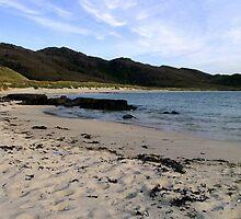 Sanna  Bay    Ardnamurchan by Alexander Mcrobbie-Munro