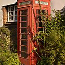 Boxley phone box by Chas Bedford