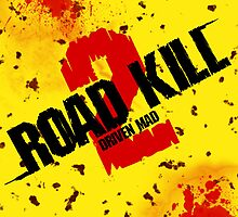 Road Kill 2 movie poster by stitchgrin