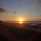 Saltburn Pier (again) by dougie1page2