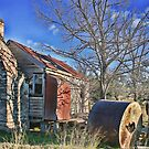 Pioneer Farmers cottage by Kym Howard