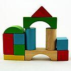 Nostalgic Toys Series - Blocks by KirstyStewart