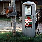 Texaco Pump by Syd Weedon
