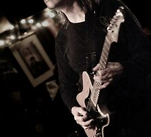 Mike Stern_8041 by Wayne Tucker