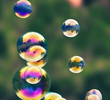 11 bubbles  by Kraetzsche