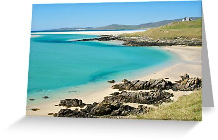 Luskentyre beach, Isle of Harris by 58NorthPhoto